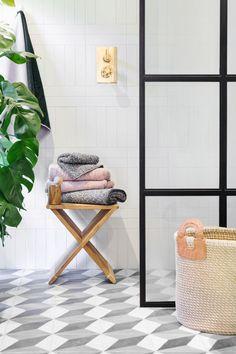 bathroom tile trends 2018