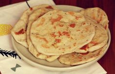 Amaranth Flatbread, makes around 8 10-inch pieces, recipe adapted from Good to the Grain.