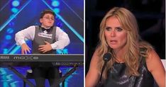Judges Cannot Believe This Young Boy's Musical Ability