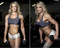 Raechelle Chase Figure Model