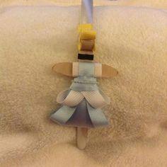 The Alresford Bow Boutique- cinderella ribbon hairband