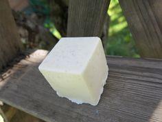Valkoinen ja viimeinen suolasaippuakuutio, tuoksuton, kaoliinia. White salt soap cube, unscented and kaolin in it. Feta, Dairy, Soap, Cheese, Inspiration, Biblical Inspiration, Bar Soap, Soaps, Inspirational
