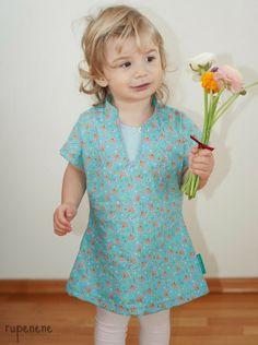 lillesol & pelle Schnittmuster/ pattern: Frühlingsbluse