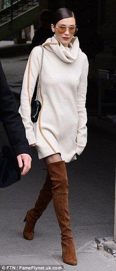 Bella Hadid 40+ Best Dresses Look