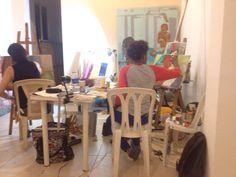 Taller de Arte isco7art studio.