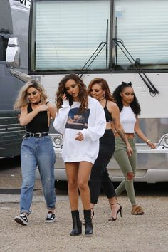 Likes, 4 Comments - 🇪🇬 Little Mix 2017, Little Mix Outfits, Little Mix Girls, Little Mix Style, Jesy Nelson, Perrie Edwards, Little Mix Photoshoot, My Girl, Cool Girl