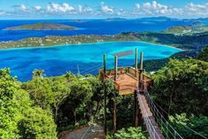 Thomas - Preparing For A Vacation In Paradise - EnjoyFamilyTravel St Thomas Vacation, St Thomas Virgin Islands, St Thomas Usvi, Places To Travel, Places To Visit, Fiji Travel, Sailing Trips, Caribbean Vacations, Lugares