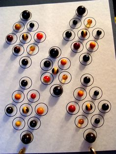 Vintage Button Collection on Cards Bakelite Ball and Cookie Buttons  ...Sold for $85.65