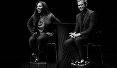 Serena Williams added 2 new photos. November 7 at 5:52pm · Facebook Mentions ·  @nike headquarters with Nike CEO and my friend Mark Parker. We had fun.