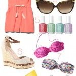 My summer look with Coquitlam Centre
