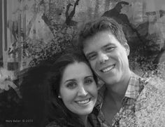 Hal and Gina © digital image
