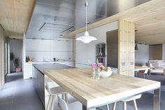 Een modern huis middenin het berglandschap van Andorra - Roomed   roomed.nl