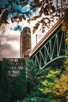 Forest City, Sydney Harbour Bridge, Cleveland, Ohio, Urban, History, Classic, Travel, Derby