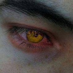 gold eyes gold eyes // gold eyed werewolf // yellow eyes This image has get … Aesthetic Eyes, Book Aesthetic, Character Aesthetic, Bruises Aesthetic, Character Design, Digital Art Illustration, Art Illustrations, Weihnachten Make-up, Silvester Make Up