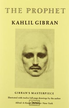 The Prophet (A Borzoi Book) by Kahlil Gibran:  poetic essays by a master.  Has been one of my favorites since my junior high school years!