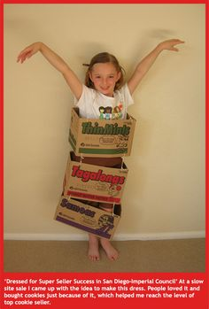 Girl Scout Cookie Sale Ideas | ... ideas for selling cookies and building business savvy cookie selling