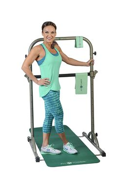 Fit Tower Workout System *** Learn more by visiting the image link. (This is an affiliate link) Home Gym Exercises, Mat Exercises, Gym Workouts, Fitness Tips, Health Fitness, Fitness Band, Workout Fitness, Cathe Friedrich, Gym Exercise Equipment