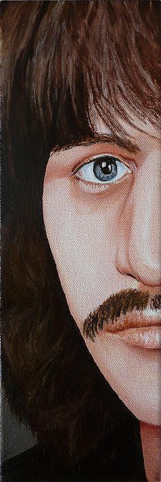 The Beatles Print featuring the painting The Bealtes Ringo Starr by Vic Ritchey Ringo Starr, George Harrison, John Lennon, Historia Do Rock, Richard Starkey, Beatles Art, The Fab Four, Great Bands, Artist Names