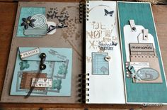 Album : un si joli moment Album Photo Scrapbooking, Mini Albums Scrapbook, Scrapbook Journal, Handmade Scrapbook, Diy Scrapbook, Scrapbook Pages, Album Journal, Album Book, Mini Album Scrap