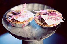 Bedank je gasten met mini taartjes!