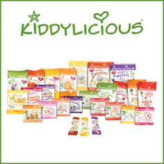 Kiddylicious is giving away a whole month's supply just in time for the Easter holidays along with a  £25 Boots voucher – a welcome prize for any busy mum!