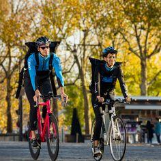 Stuart, startup de la livraison à vélo