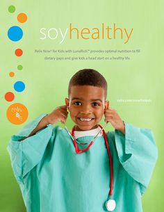 Soy Healthy: Reliv Now® for Kids with LunaRich™ by Reliv International, via Flickr #Reliv #soy #kids
