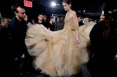 Go Behind the Scenes at New York Fashion Week With Photographer Kevin  Tachman. MarchesaFall Fashion 2016Fashion ... 7c01d665e2