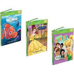LeapFrog Tag Book Value Bundle, Choose 3!