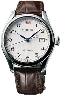 Seiko Watch Presage Three Hand Date SPB035J1 Watch