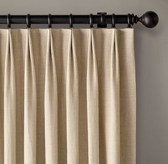 9 Generous Tips AND Tricks: Pink Curtains Sew curtains behind bed pillows. Layered Curtains, Brown Curtains, Pink Curtains, Ikea Curtains, Nursery Curtains, Drop Cloth Curtains, Rustic Curtains, Velvet Curtains, Colorful Curtains