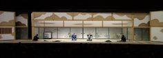 Kabuki Bühne