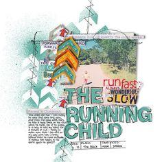 The Running Child
