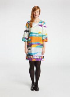 Marimekko Lei dress