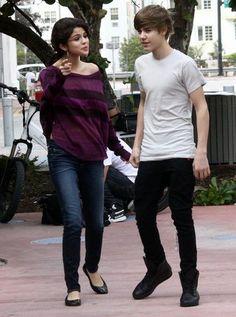 Selena Gomez dating voor Justin Bieber