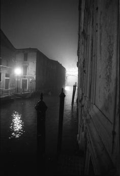 Lynn Saville - Venice, Italy