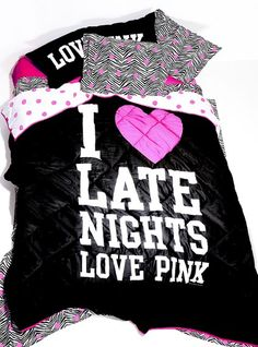I love almost everything Victoria's Secret/ Pink