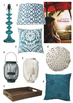 Oscar Inspired Home Decor from Target - love yj