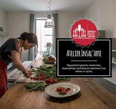 #MilanoFoodWeek + #insal'arte