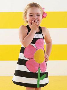 Flower Dress – MiniFrocks