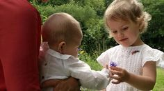 happyswedes: Princess Leonore and Princess Estelle, Summer 2014