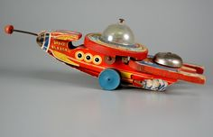 94.831: Space Blazer | pull toy | Pull Toys | Toys | Online Collections | The Strong