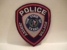 JERSEY VILLAGE POLICE TEXAS