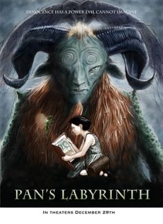 Pan's Labyrinth - movie poster - Reverie-drawingly.deviantart.com