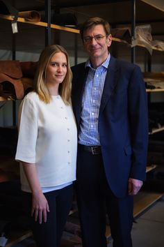 """Ludwig Reiter - """"Our dinner conversations revolved around the company and vacations were spent at fashion fairs. Art Of Love, Noblesse, Family Business, Vacations, This Or That Questions, Dinner, Fashion, Holidays, Dining"""