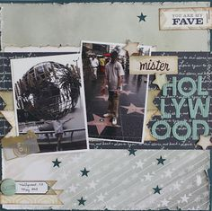 Barb used the Frosted Designs Family Blessings Scrapbooking Kit to create this layout.  frosted-designs.com