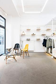 No Wódka concept store in Berlin by Kontent