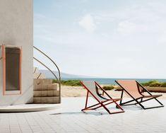 Gandula Outdoor Seating - Azure Magazine   Azure Magazine