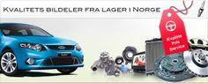 Her kan du handle bildeler fra kjente produsenter til lav pris, alle varer leveres fra lager i Norge. Vi leverer Støtdempere, hjullager, bremser, hengerfester med mer.