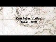 Dutch East Indies 1602-1949 trailer